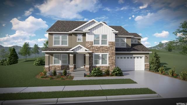 1803 W Olympus Dr #1803, Saratoga Springs, UT 84045 (#1737515) :: Big Key Real Estate