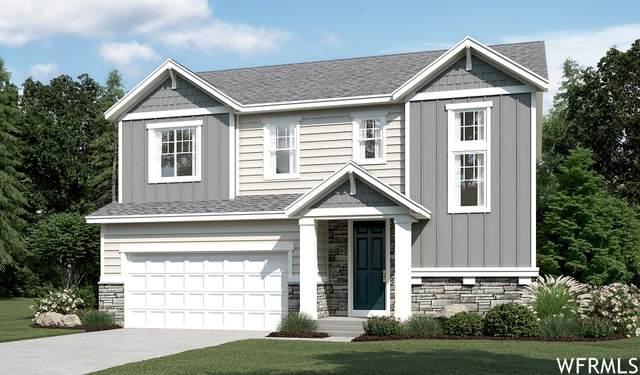 259 E Wood Thrush Cv #98, Salem, UT 84653 (#1737519) :: Utah Dream Properties