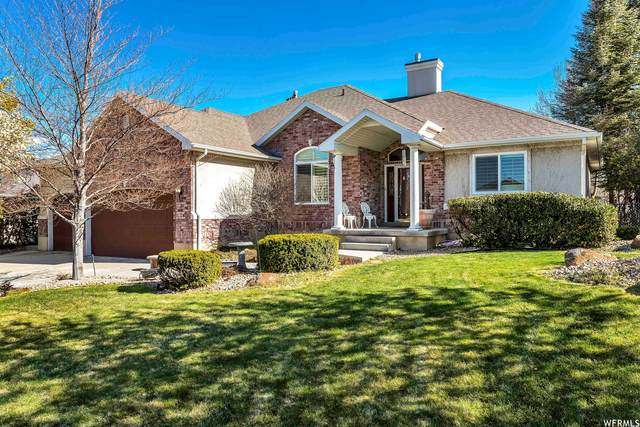 2025 W Kate Cv, West Jordan, UT 84088 (#1737528) :: Black Diamond Realty