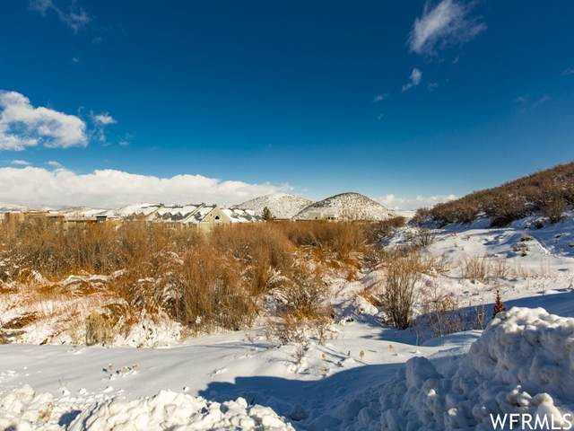 1885 Lower Ironhorse Loop, Park City, UT 84060 (#1737530) :: Black Diamond Realty