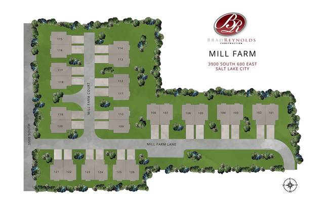 3924 S Mill Farm Ln E, Millcreek, UT 84107 (#1737539) :: Colemere Realty Associates