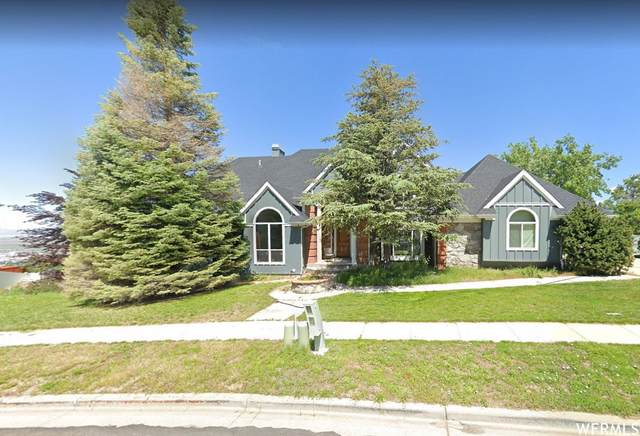 427 E Huntington Dr S, Bountiful, UT 84010 (#1737557) :: Red Sign Team