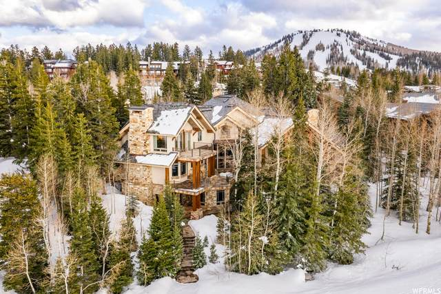 7875 Bald Eagle Dr, Park City, UT 84060 (#1737570) :: McKay Realty