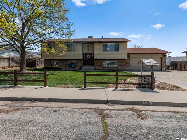 175 W 1300 N, Pleasant Grove, UT 84062 (#1737580) :: Black Diamond Realty