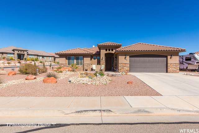 1971 E Colorado Dr, St. George, UT 84770 (MLS #1737584) :: Summit Sotheby's International Realty