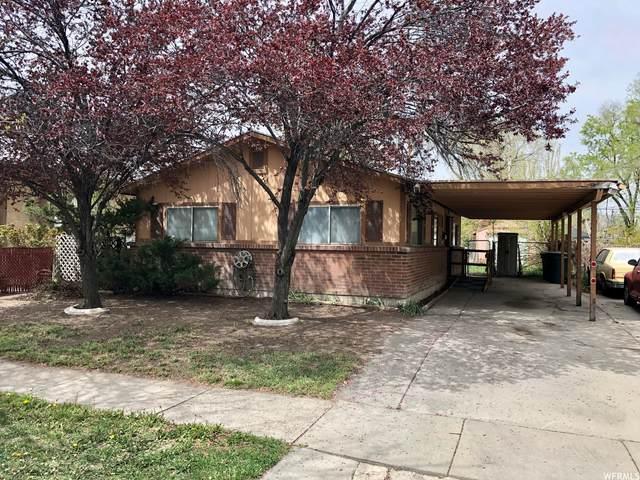 1228 W Wasatch Ave S, Salt Lake City, UT 84104 (MLS #1737599) :: Summit Sotheby's International Realty