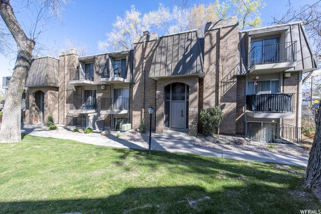 4852 S Highland Cir #1, Salt Lake City, UT 84117 (#1737605) :: McKay Realty