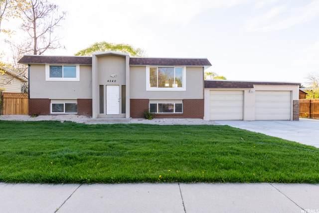 4540 S Knightsbridge Rd, Taylorsville, UT 84129 (#1737621) :: Utah Dream Properties