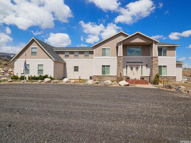 1500 N Ridge Rd N, Wanship, UT 84017 (#1737629) :: Exit Realty Success