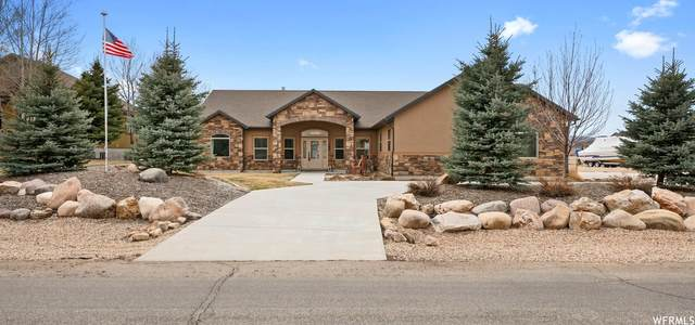 188 Wild Willow Dr, Kamas, UT 84036 (#1737639) :: The Perry Group