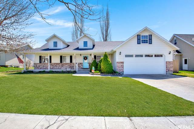 1484 Kc Lane, Logan, UT 84321 (MLS #1737689) :: Lawson Real Estate Team - Engel & Völkers