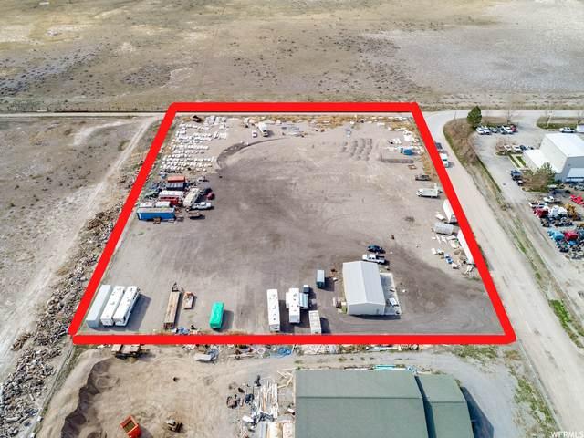 974 N Industrial Park Dr, Grantsville, UT 84029 (#1737696) :: Red Sign Team