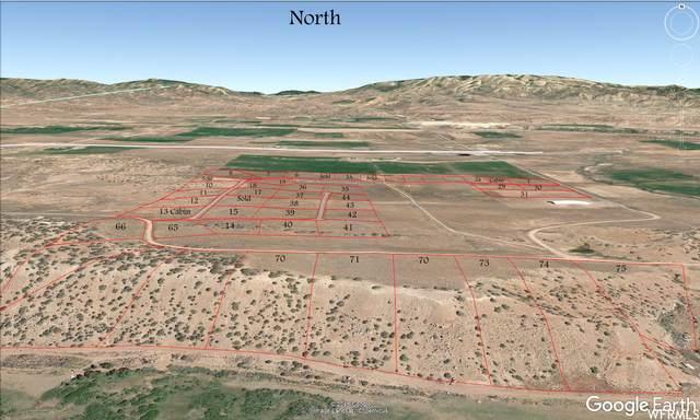 S 45430 W #17, Fruitland, UT 84027 (#1737708) :: Utah Dream Properties
