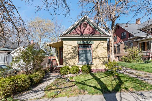 63 N L St, Salt Lake City, UT 84103 (#1737712) :: Colemere Realty Associates