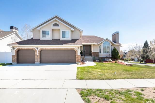 1362 E Stillwood Dr, Millcreek, UT 84117 (#1737744) :: Bustos Real Estate | Keller Williams Utah Realtors