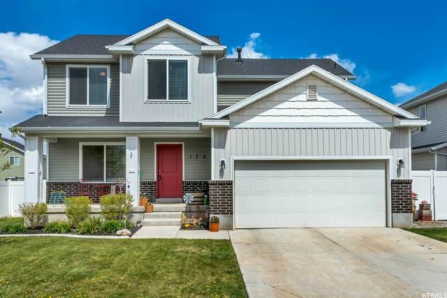 172 Royal Land Dr, Santaquin, UT 84655 (MLS #1737748) :: Lookout Real Estate Group