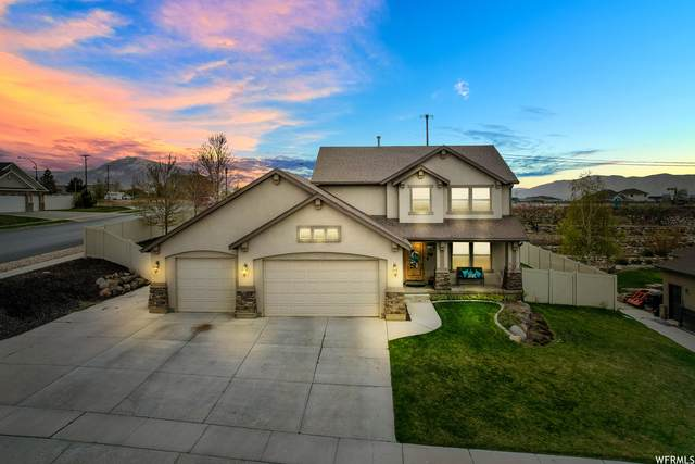 1448 S River Ridge La,, Spanish Fork, UT 84660 (#1737763) :: Red Sign Team