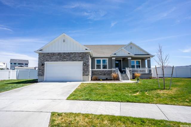 4958 N Mount Waas Dr, Eagle Mountain, UT 84005 (#1737764) :: Bustos Real Estate | Keller Williams Utah Realtors