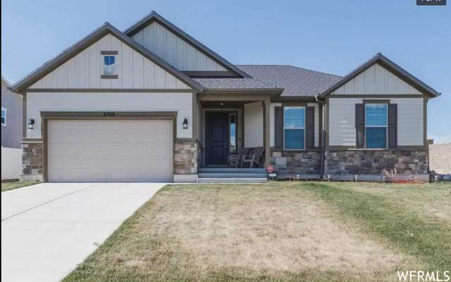 6708 W Highline Park Dr S, West Jordan, UT 84081 (#1737769) :: goBE Realty