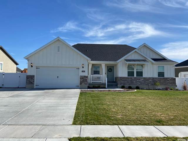 3469 W Cranefield Rd, Clinton, UT 84015 (#1737783) :: Bustos Real Estate | Keller Williams Utah Realtors