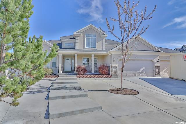 5629 W Pine Shade Pl, Salt Lake City, UT 84118 (#1737817) :: Bustos Real Estate | Keller Williams Utah Realtors