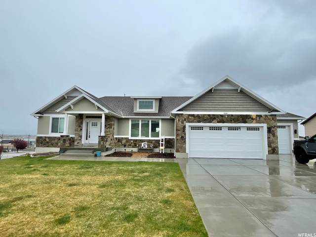2681 W Mountain Rd, Tremonton, UT 84337 (#1737824) :: Red Sign Team