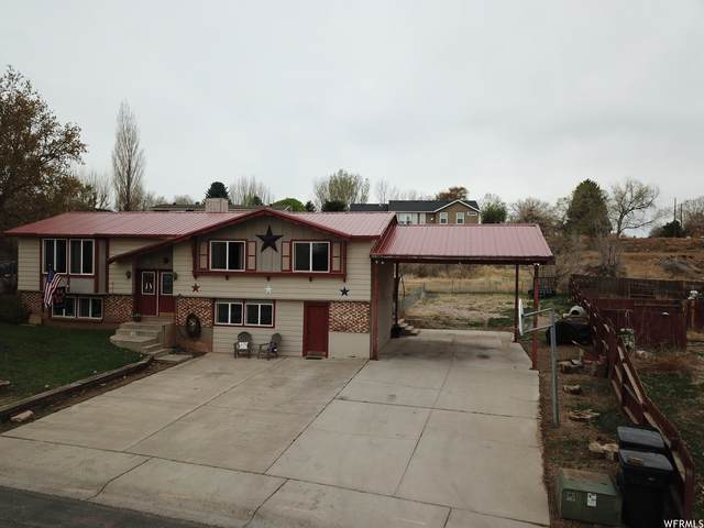 85 N Wendell Ln, Roosevelt, UT 84066 (#1737869) :: Red Sign Team