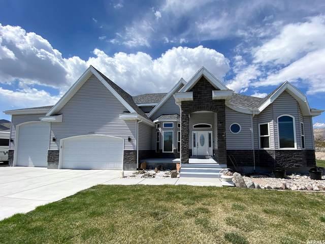 13922 S Tick Ln, Herriman, UT 84096 (#1737903) :: Utah Dream Properties
