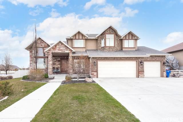 5057 W Emmeline S, Herriman, UT 84096 (#1737905) :: Utah Dream Properties