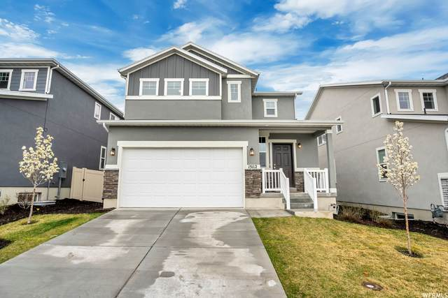 15112 S Maradona Dr W, Herriman, UT 84096 (#1737908) :: Bustos Real Estate | Keller Williams Utah Realtors