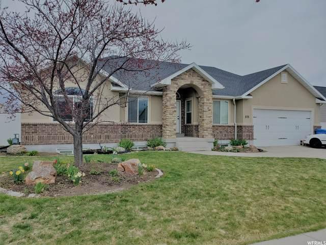 575 N 850 E, Wellsville, UT 84339 (#1737912) :: Utah Dream Properties