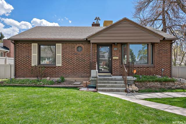 2204 E Redondo Ave S, Salt Lake City, UT 84108 (#1737913) :: Villamentor