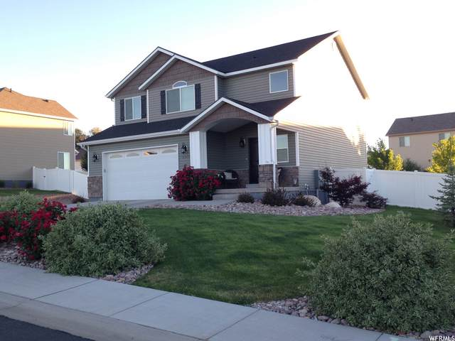 2830 S 350 W, Vernal, UT 84078 (MLS #1737915) :: Summit Sotheby's International Realty