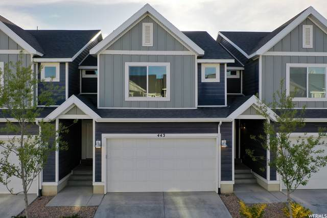443 S Day Dream Ln #2226, Saratoga Springs, UT 84045 (#1737917) :: Black Diamond Realty