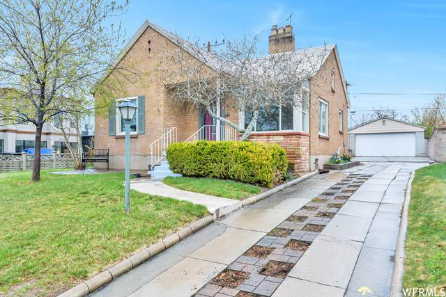 2625 S Glenmare St, Salt Lake City, UT 84106 (#1737926) :: Bustos Real Estate | Keller Williams Utah Realtors
