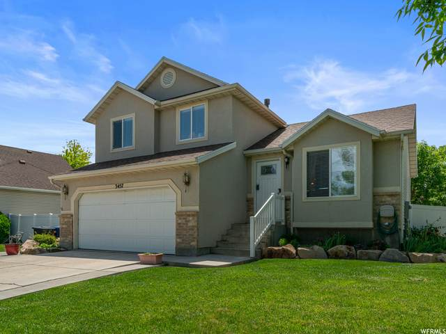 3457 W Sapporo Cir, Taylorsville, UT 84129 (#1737927) :: UVO Group | Realty One Group Signature