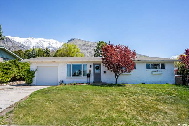 405 S 1300 E, Pleasant Grove, UT 84062 (#1737934) :: Bustos Real Estate | Keller Williams Utah Realtors