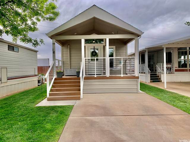 1160 E Telegraph St #16, Washington, UT 84780 (MLS #1737953) :: Lawson Real Estate Team - Engel & Völkers