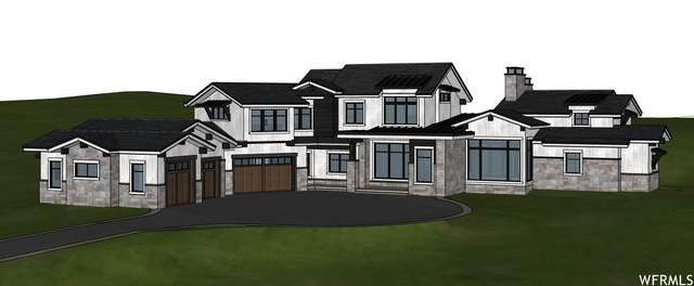 3335 N Horseshoe Canyon Cir #158, Heber City, UT 84032 (#1737957) :: Utah Dream Properties