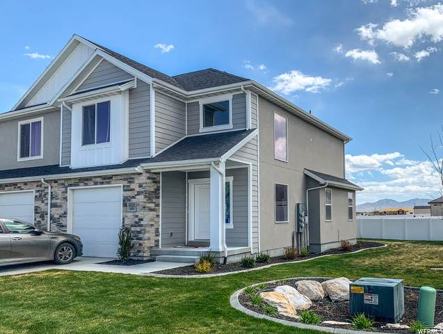 652 E Main St #105, Grantsville, UT 84029 (#1737976) :: Utah Dream Properties