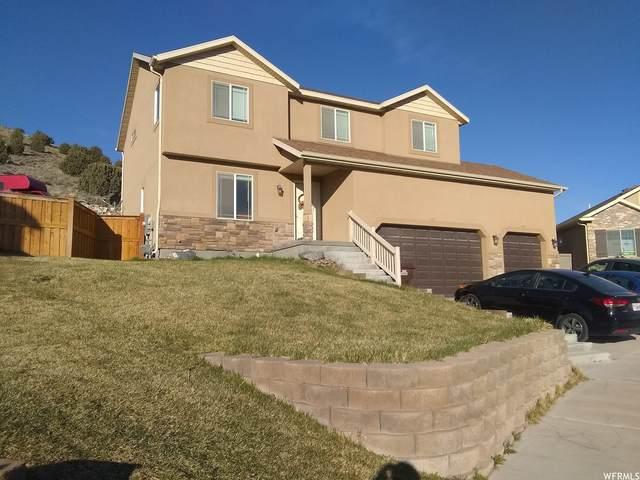 3799 E Wyatt Earp N, Eagle Mountain, UT 84005 (#1737998) :: Pearson & Associates Real Estate