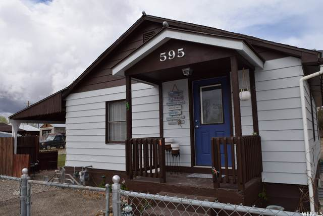 595 E 500 S, Price, UT 84501 (#1738031) :: Utah Dream Properties