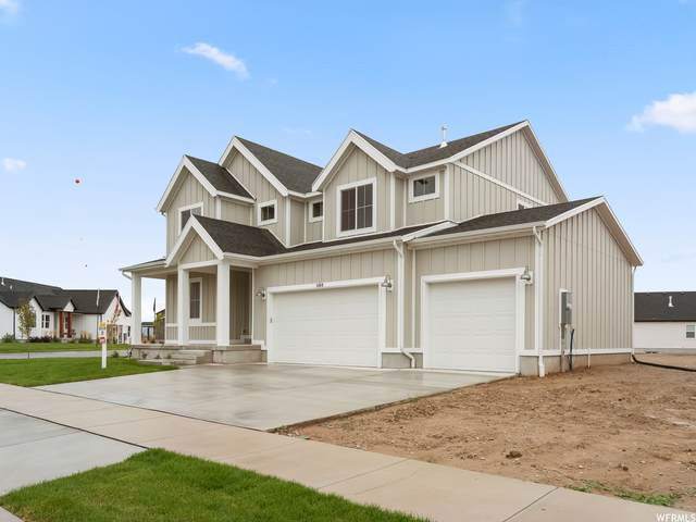 687 S Chamberlain St #126, Mapleton, UT 84664 (#1738045) :: Bustos Real Estate | Keller Williams Utah Realtors