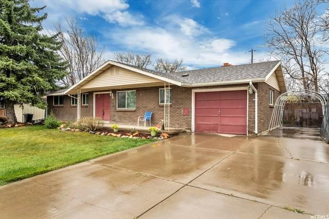 1159 E 1100 S, Clearfield, UT 84015 (#1738049) :: Utah Dream Properties