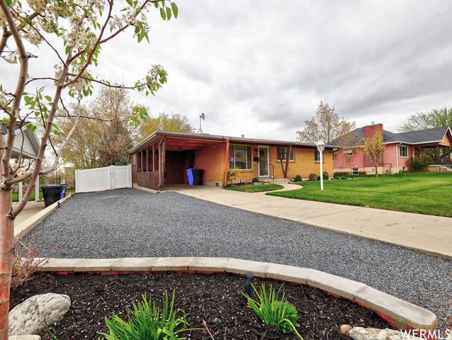 118 W 1700 S, Bountiful, UT 84010 (#1738088) :: Utah Dream Properties