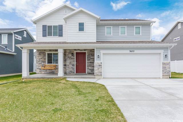 3652 S Cutter Rd, Syracuse, UT 84075 (#1738090) :: McKay Realty