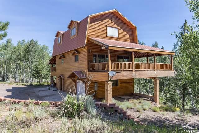 414 N Elk Dr, Panguitch, UT 84759 (#1738108) :: Utah Dream Properties