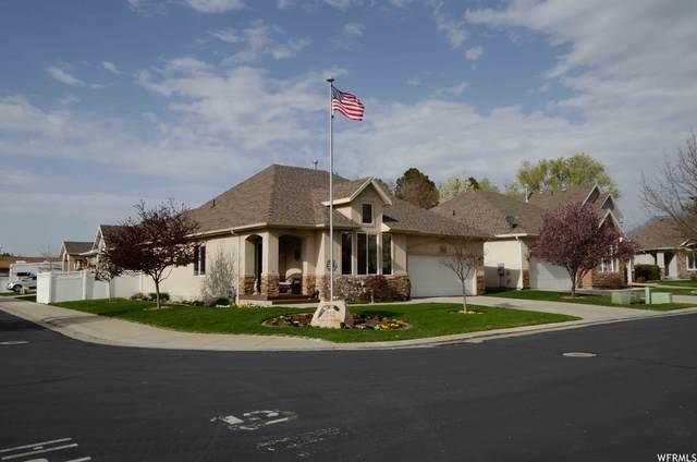 269 E Park Knoll Cir, Sandy, UT 84070 (#1738113) :: Utah Dream Properties