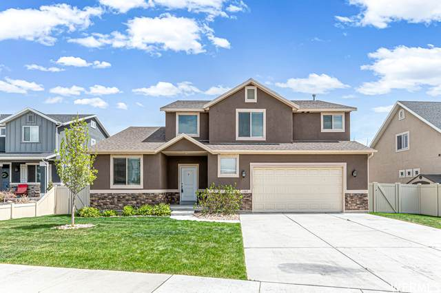 1367 S Grey Goose Rd, Lehi, UT 84043 (#1738142) :: Bustos Real Estate | Keller Williams Utah Realtors