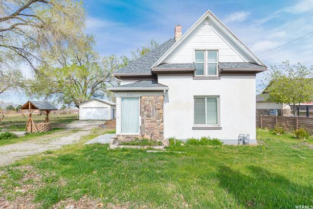 2380 S Hwy 89, Perry, UT 84302 (#1738151) :: Powder Mountain Realty